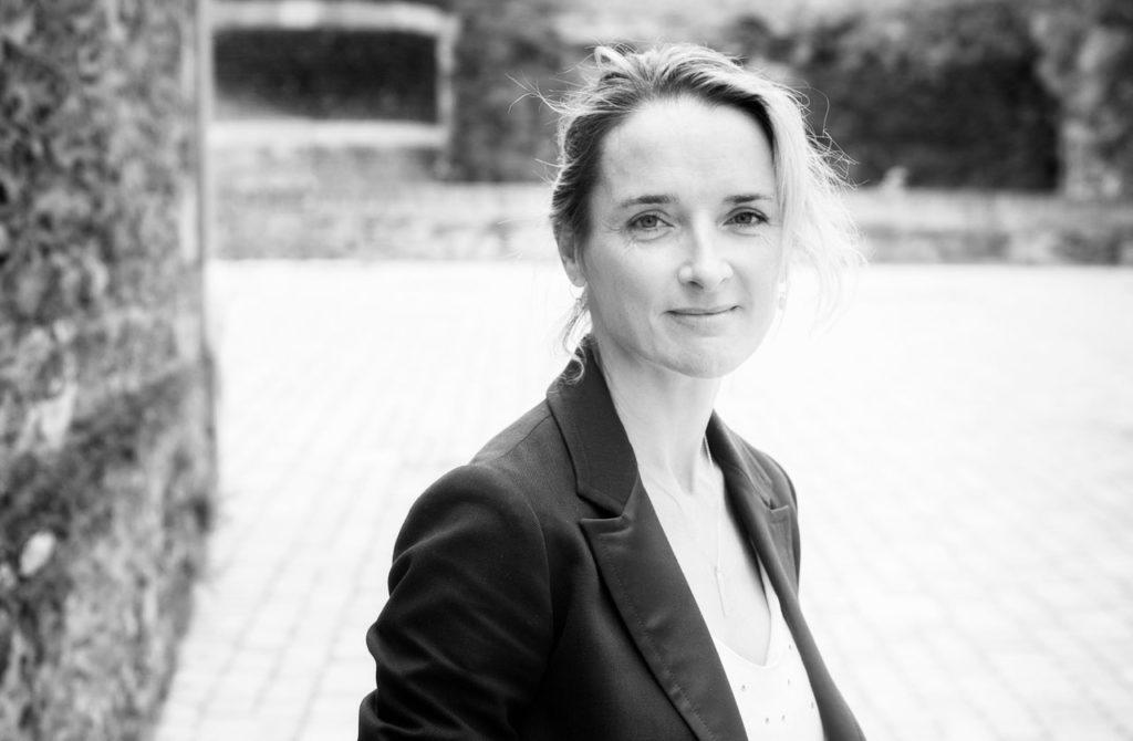Christine Tarbis, fondatrice À Pas de Géant