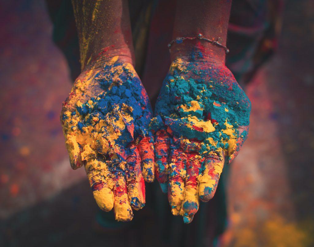 Fête d'Holi, la fête des couleurs