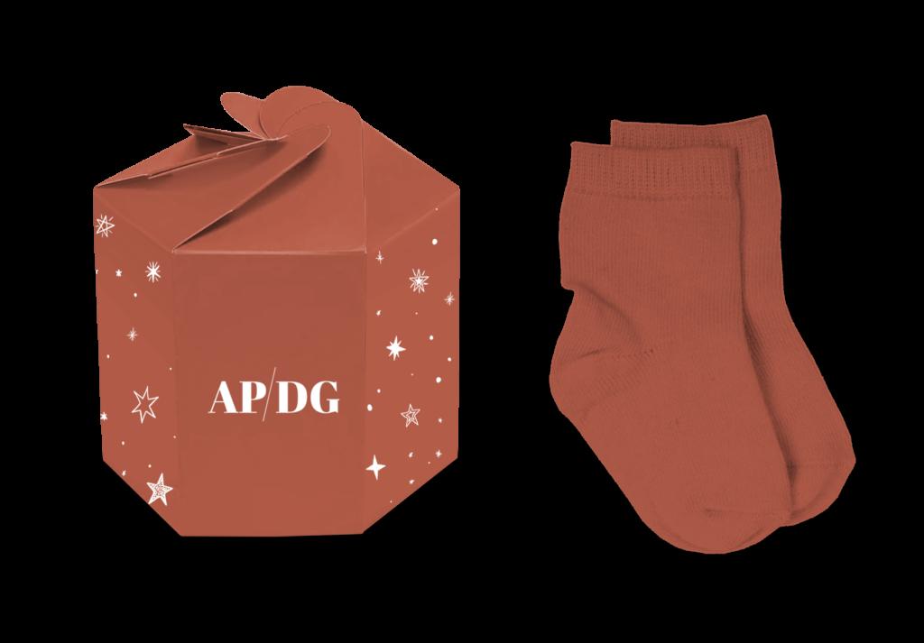 Chaussettes bébé APDG