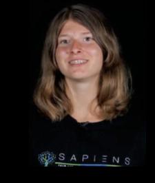 Juliette de l'association Sapiens